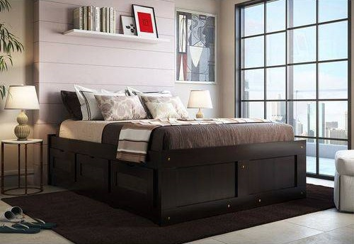 Cama com gavetas - cama e luxo com gavetas