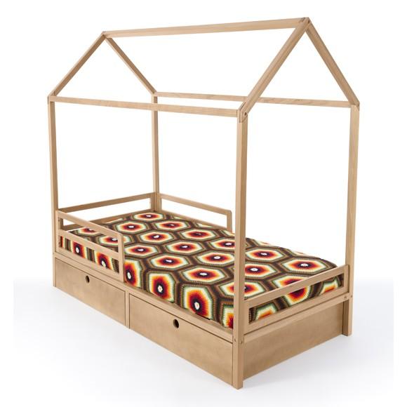 Cama com gavetas - cama infantil com gavetas e arco