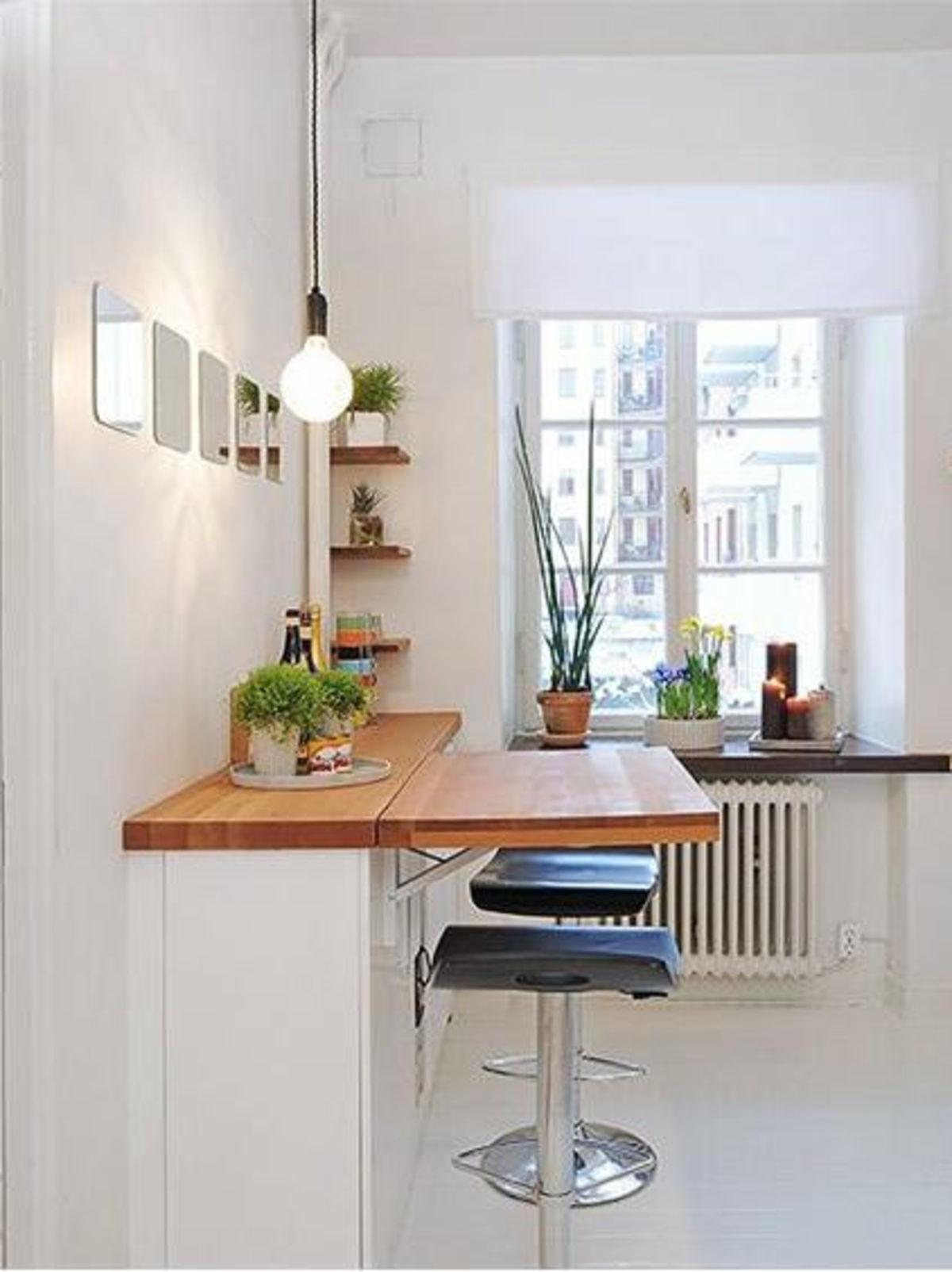 Mesa Pequena Para Cozinha
