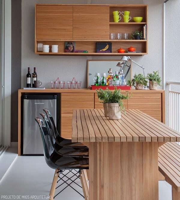 Invista em cozinhas compactas em ambientes com cozinhas compactas