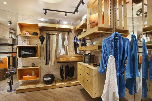 Closet aramado