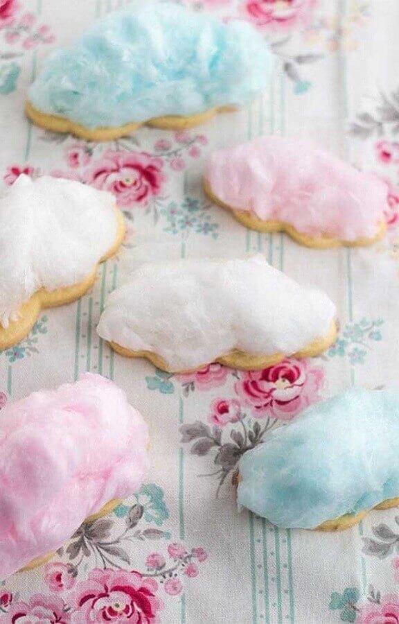 doces personalizados para bodas de algodão Foto SistaCafe