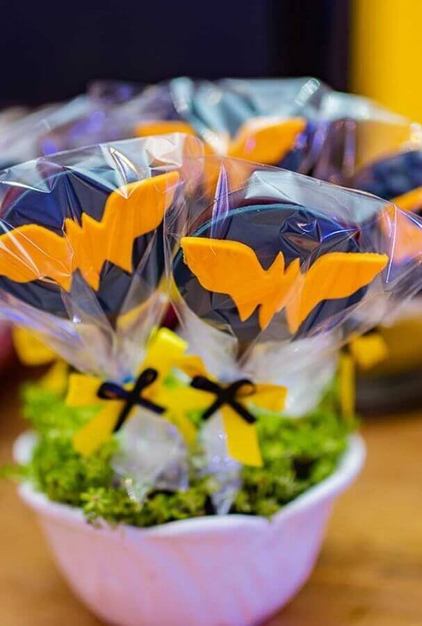 doces personalizados para decoração do batman para festa infantil Foto OfferUp