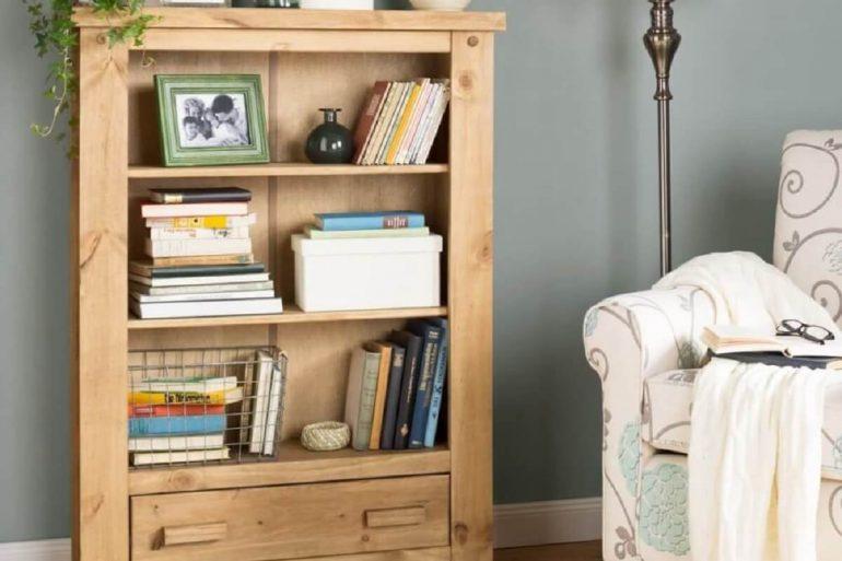 estante de livro