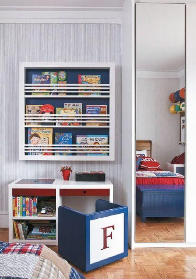 estante para livros infantil Foto A Casa do Pedrinho