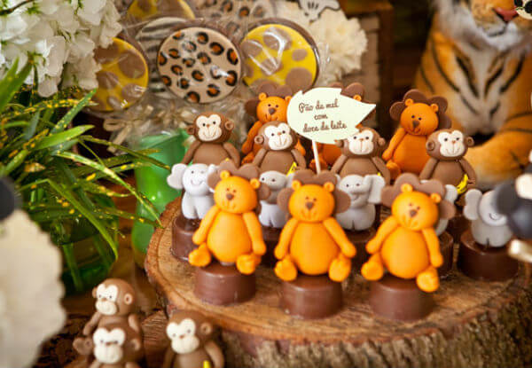 Festa safári