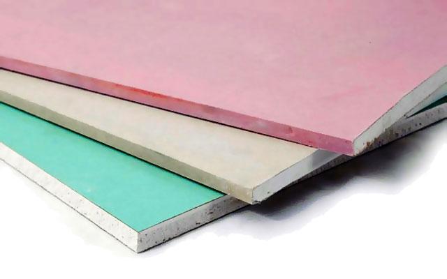 gesso acartonado - placas de gesso acartonado