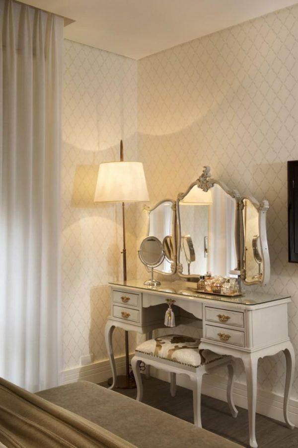 Escrivaninha para quarto de luxo