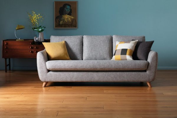 Sofá Retrô