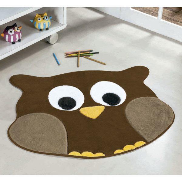tapete de coruja