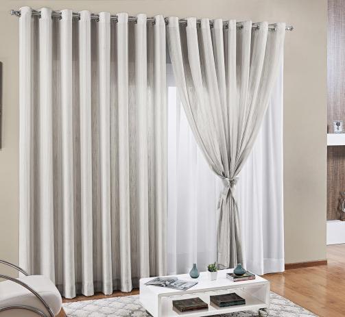 Tecido para cortina