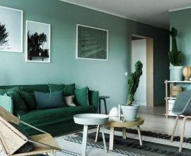 Aposte na decoração monocromática para ter uma linda decoração - Por: Pinterest