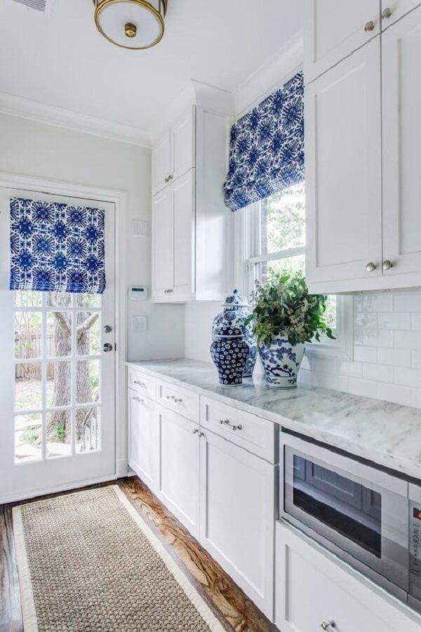 Aposte em uma decoração diferenciada para a sua cozinha. Fonte: Pinterest