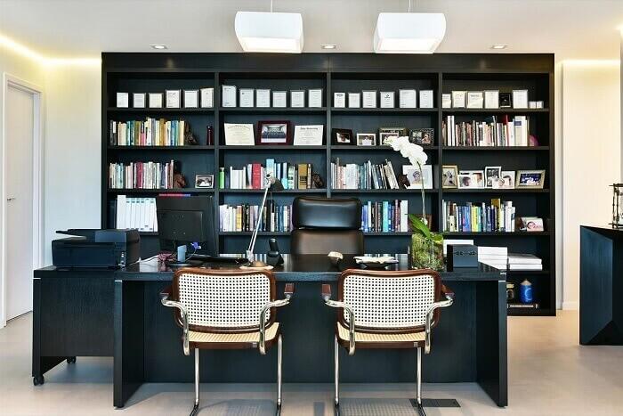 Modelos clássicos de cadeira para escritório