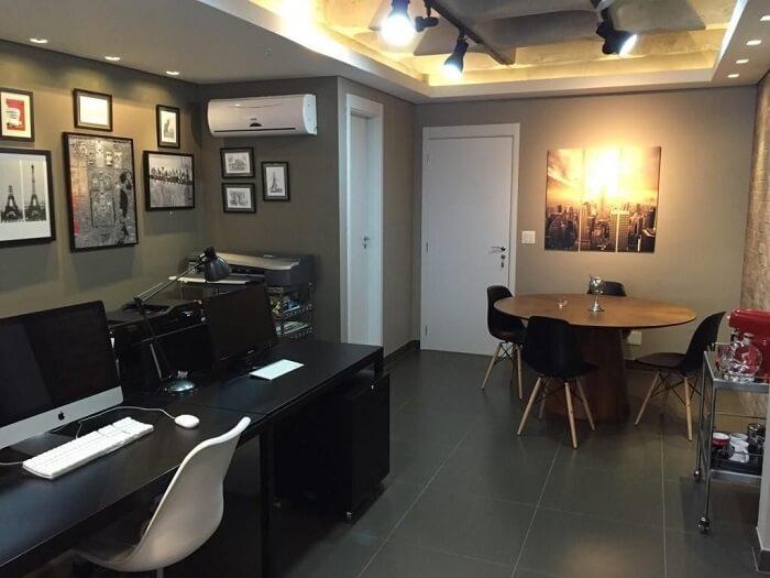 Modelos de cadeira para escritório clássica