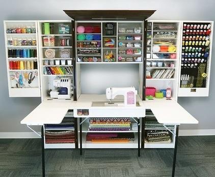 atelier de costura - ateliê de costura dobrável