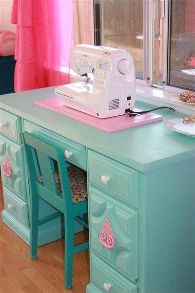 atelier de costura - mesa de costura