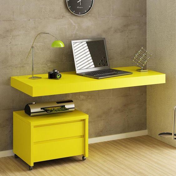 bancada de madeira - bancada de madeira amarela