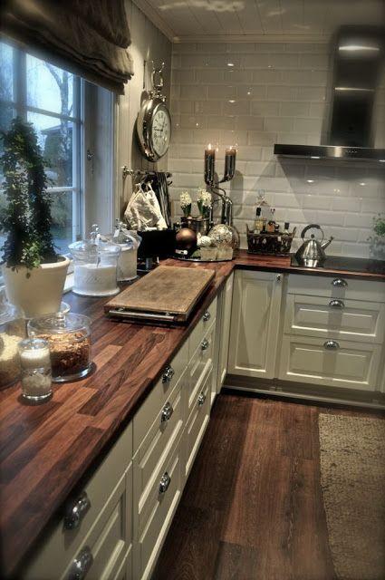 bancada de madeira - bancada de madeira rústica em cozinha