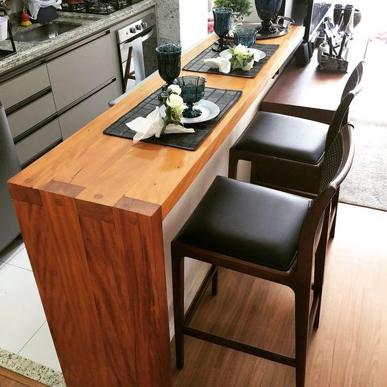 bancada de madeira - bancada de madeira simples como mesa