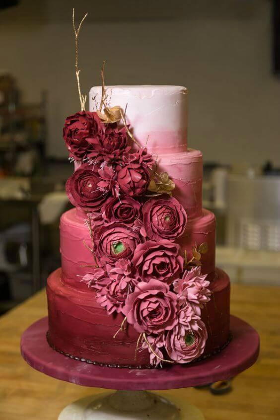 bolos de 15 anos