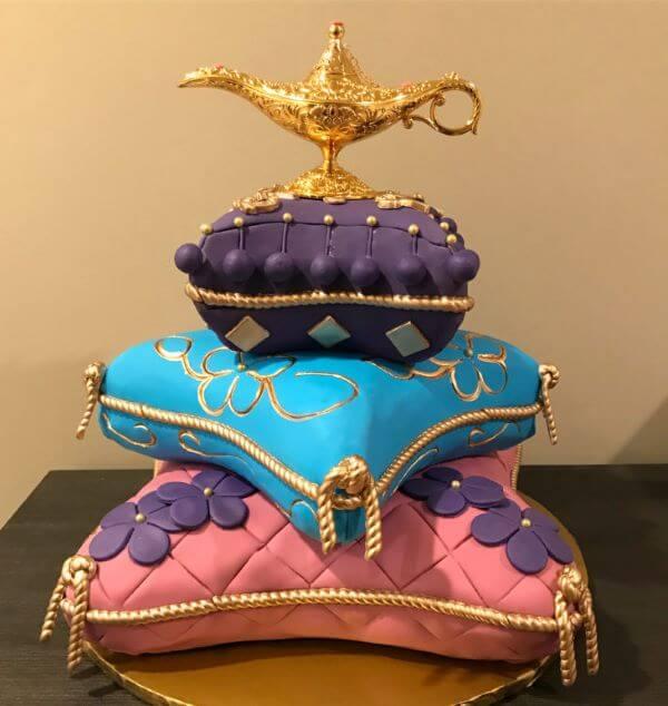 bolo de 15 anos temático