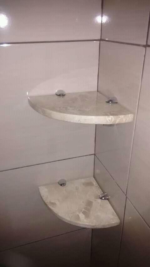 cantoneira - cantoneira de mármore para banheiro