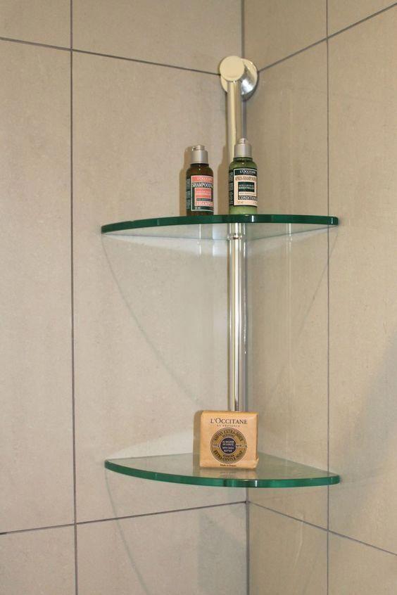 cantoneira - cantoneira de vidro