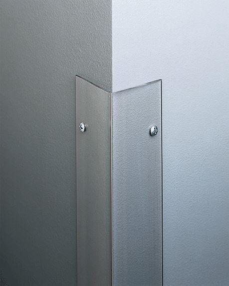 cantoneira - cantoneira simples de metal