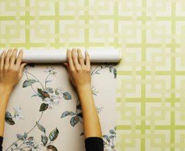 como colar papel de parede fácil capa