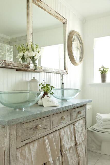 cuba de vidro