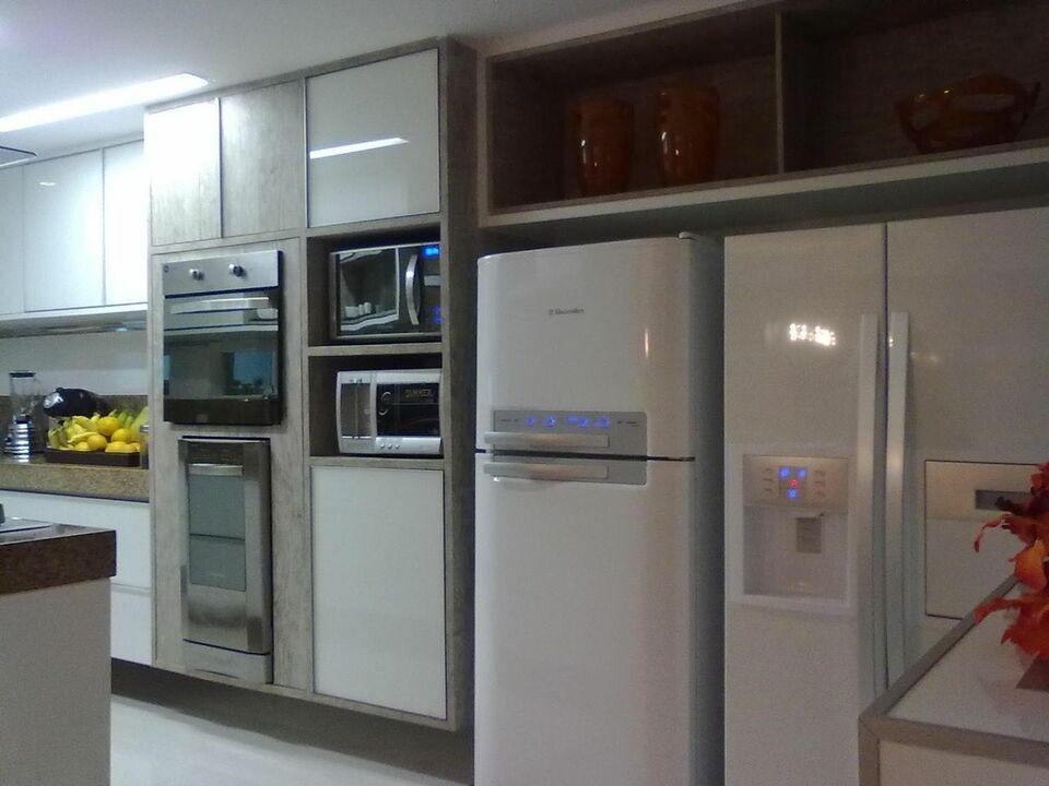 eletrodomésticos para cozinha - cozinha muito equipada