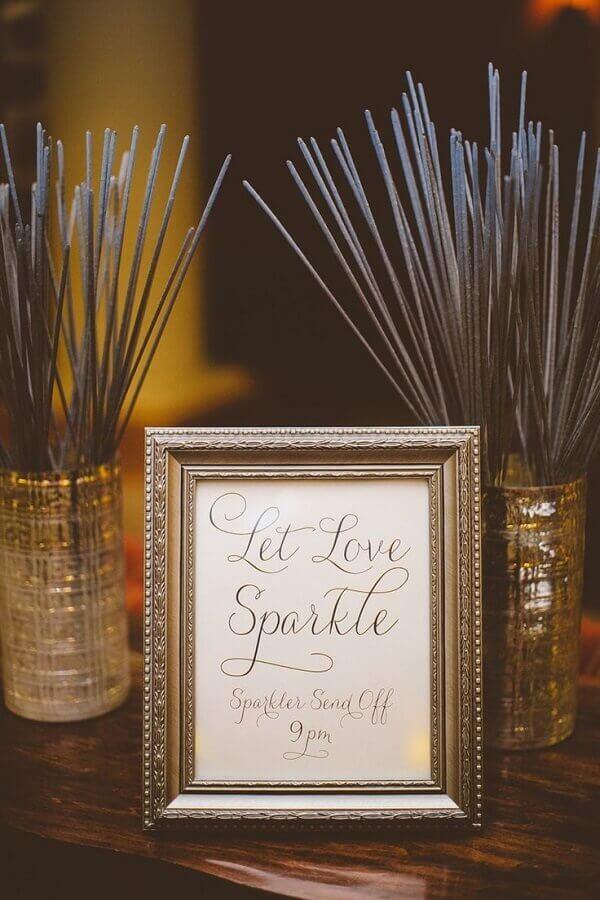 enfeite de mesa para casamento simples Foto Mamme a spillo
