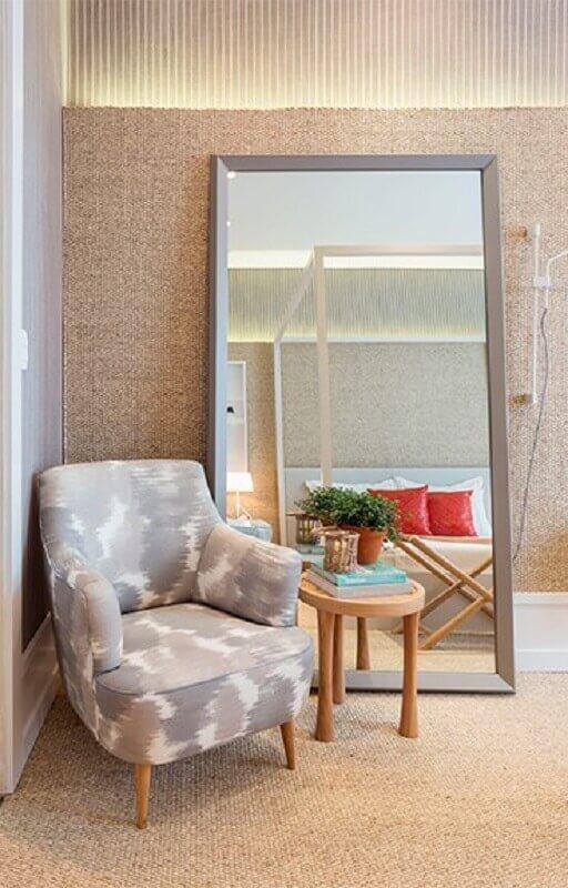 espelho grande para quarto