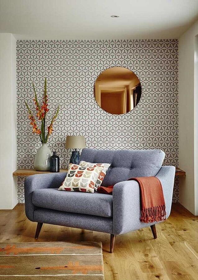 modelo de poltrona namoradeira Foto Home Design Interior