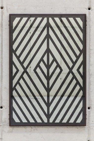 modelos de grades - grades grande de linhas