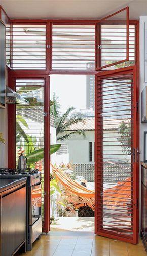 modelos de grades - porta gradeada