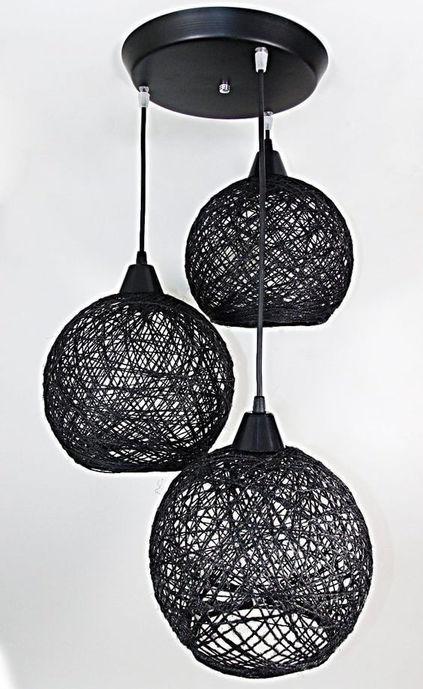 modelos de lustres - lustre de metal simples