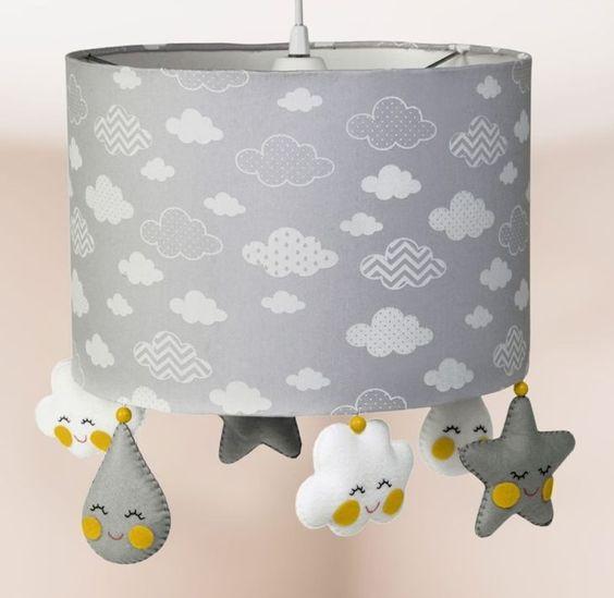modelos de lustres - lustre de quarto infantil