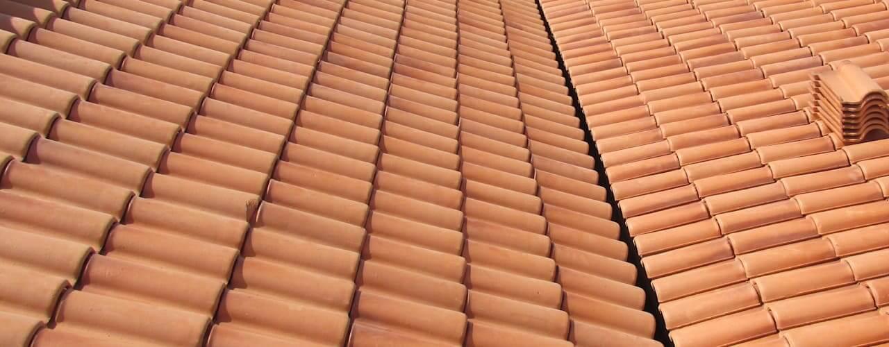 telha portuguesa - telhados com telha