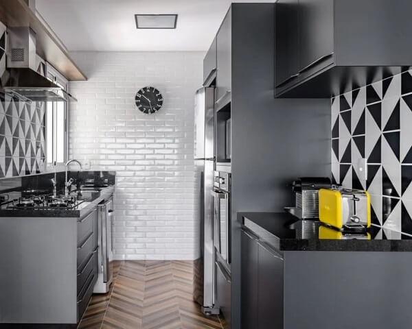 Combine os azulejos para cozinha de forma harmoniosa