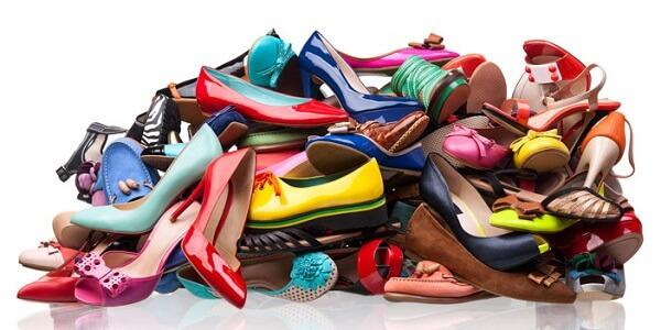 Como organizar melhor os sapatos