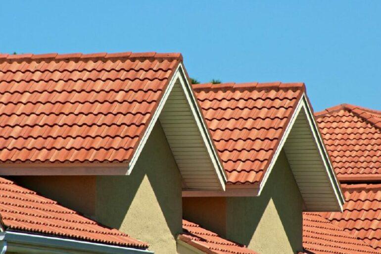 Decore sua casa com a telha colonial. Fonte: Pinterest