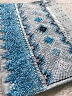Combine os acabamentos com as cores do bordado