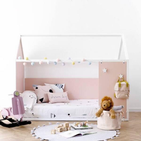 cama com casinha
