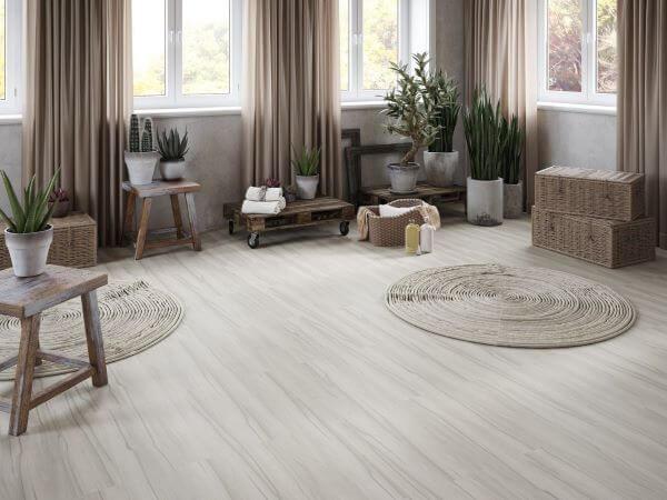 Carpete de madeira para sala de estar