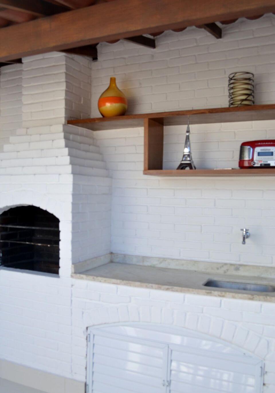 churrasqueira de tijolo - churrasqueira de tijolinhos