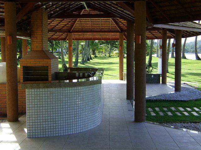 churrasqueira de tijolo - chur