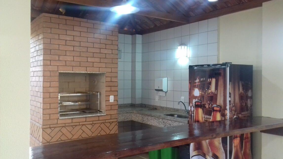 churrasqueira de tijolo - churrasqueira e cervejeira
