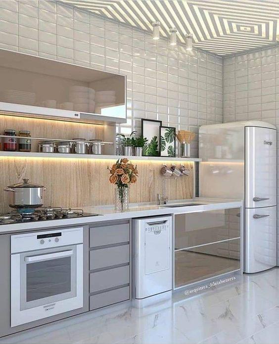 cor fendi - cozinha fendi